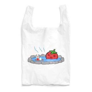 温泉とまと Reusable Bag