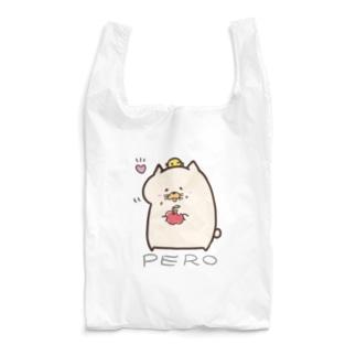 おりんごペロス Reusable Bag