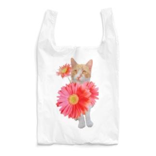 ガーベラキャット Reusable Bag