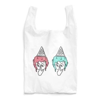 ポップクリーム兄妹 Reusable Bag