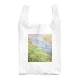 春の川 Reusable Bag
