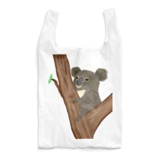 コアラ 抱っこあら Reusable Bag