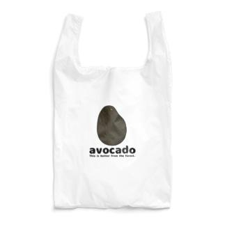 アボカド Reusable Bag