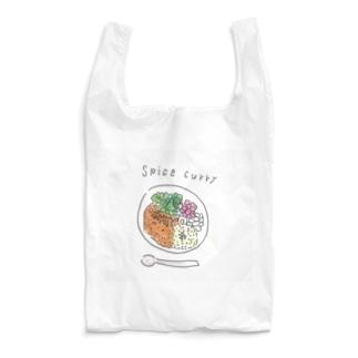 スパイスカレー Reusable Bag