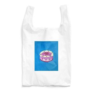 アクリルケーキ Reusable Bag