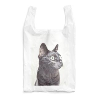黒猫くん Reusable Bag