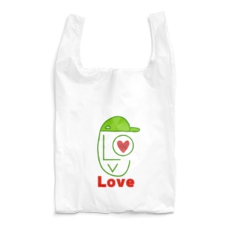 LOVE坊主ファンシーver Reusable Bag