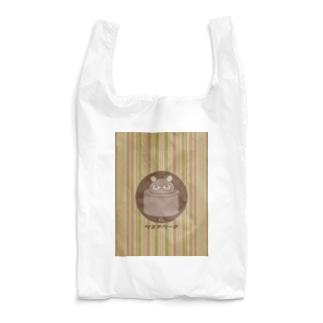たぬきケーキ Reusable Bag