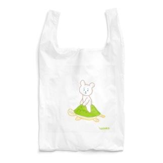 ドギーと亀くん Reusable Bag