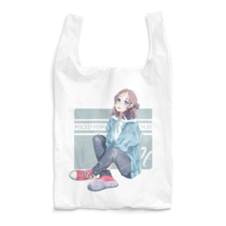 La Baleine / ラ・バレーヌの(水) うお座xCONVERSE Reusable Bag