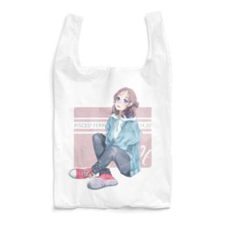 La Baleine / ラ・バレーヌのうお座xCONVERSE Reusable Bag