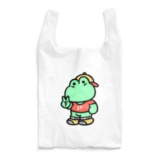 City Boyなケロールくん Reusable Bag