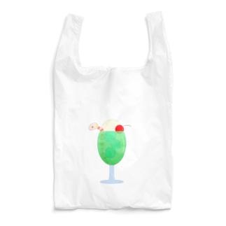 へびストロー Reusable Bag