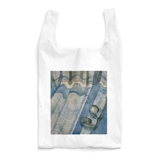 昼下がりと青 Reusable Bag
