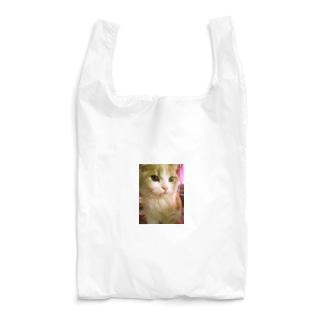 ジョル猫 エコバッグ Reusable Bag