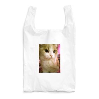 ジョル猫(大)エコバッグ Reusable Bag