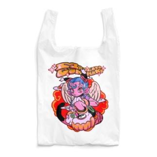 虎メイドイン極楽 Reusable Bag