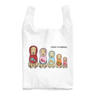 コメリョーシカ Reusable Bag