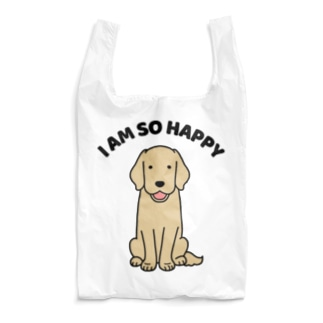 I AM SO HAPPY Reusable Bag