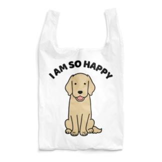 efrinmanのI AM SO HAPPY Reusable Bag