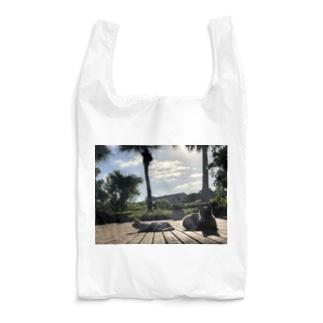 沖縄の野良猫 Reusable Bag
