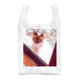 シャム猫ファンタジー Reusable Bag