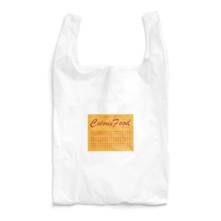 カロリー エコバッグ Reusable Bag