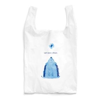 ハリネズミのひと休み Reusable Bag
