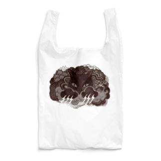 爪が稲妻 Reusable Bag