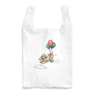 空飛ぶアメコカ Reusable Bag