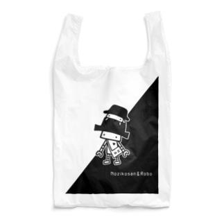 のじこさん&ロボ Reusable Bag