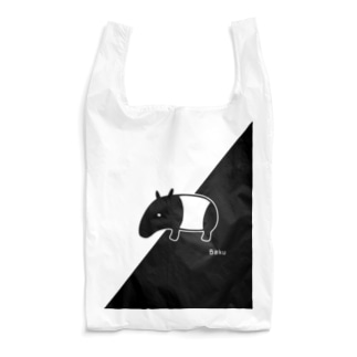バクくん Reusable Bag