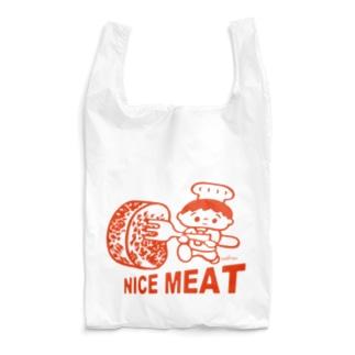 エコバッグ(NICE MEAT) Reusable Bag