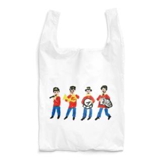 おんがく隊 Reusable Bag