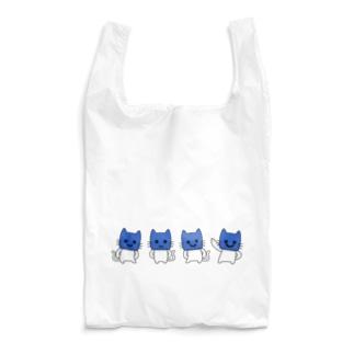 スライドマスクにゃん Reusable Bag