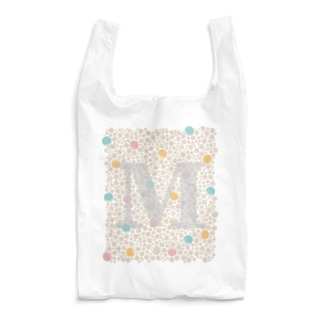 イニシャルM Reusable Bag