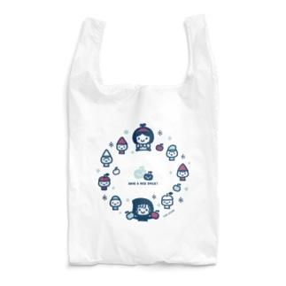 KF STUDIOのしらゆきひめ Reusable Bag