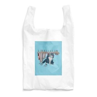 まふらーとてぶくろ Reusable Bag