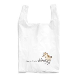もぐもぐハイエナ Reusable Bag