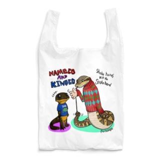 なめこ&きのこ Reusable Bag