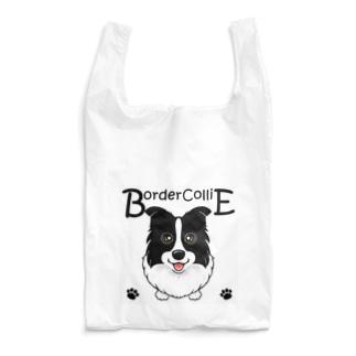 ボーダーコリー ABCDOGS Reusable Bag