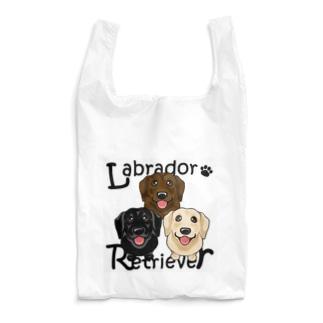 ラブラドルレトリバー ABCDOGS Reusable Bag