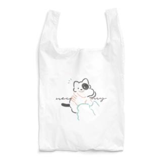 みかたきなこのもちっと抱き Reusable Bag