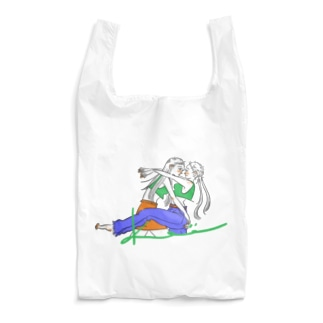 だっこガール Reusable Bag