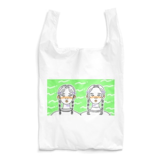 なみなみガールズ Reusable Bag
