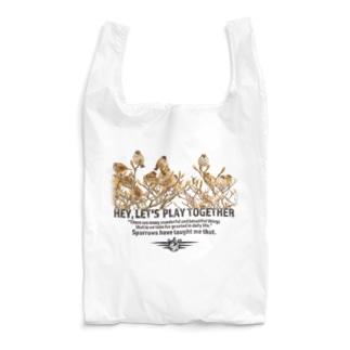 すずめの成る木 Reusable Bag