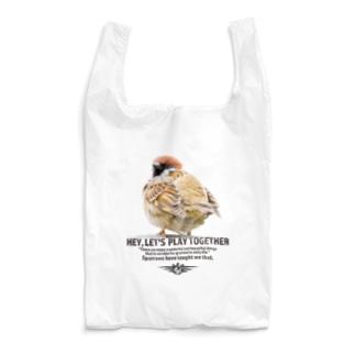 一緒に遊ぼう! 2021 #002 Reusable Bag