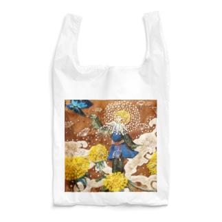 タンポポ王子の旅立ち Reusable Bag