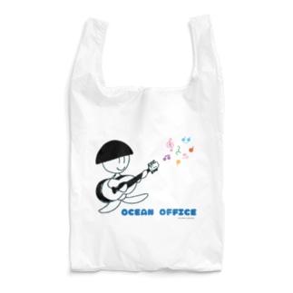 ギタークボちゃん Reusable Bag