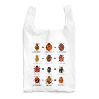 テントウムシ算数 Reusable Bag